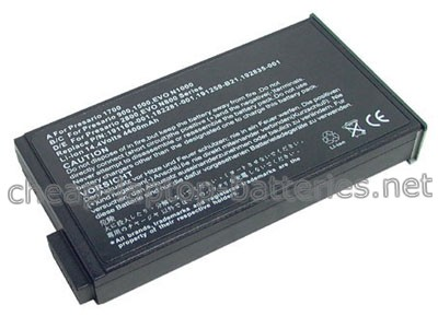 4400mAh Compaq pp2190 Laptop Battery