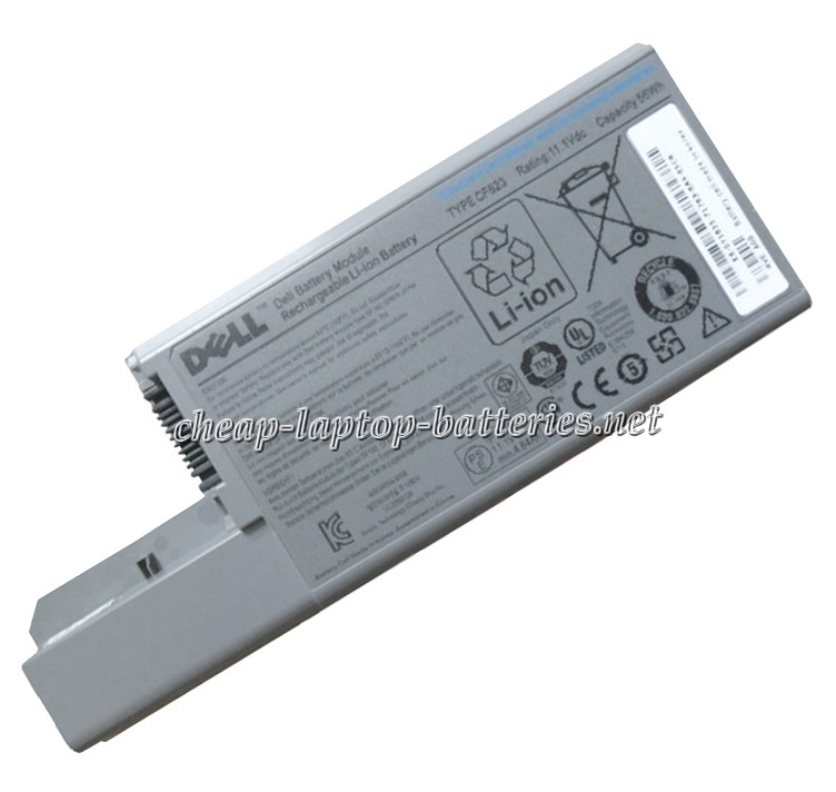 5200mAh Dell xd736 Laptop Battery