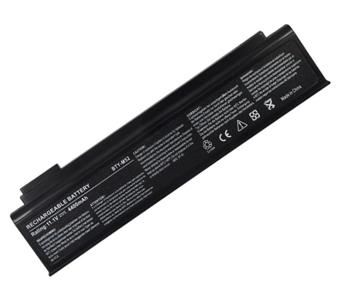 4400mAh Msi Megabook l715a Laptop Battery