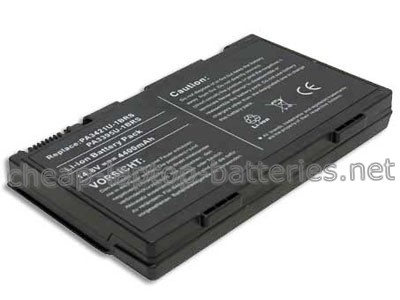 4400mAh Toshiba Satellite m30x-118 Laptop Battery