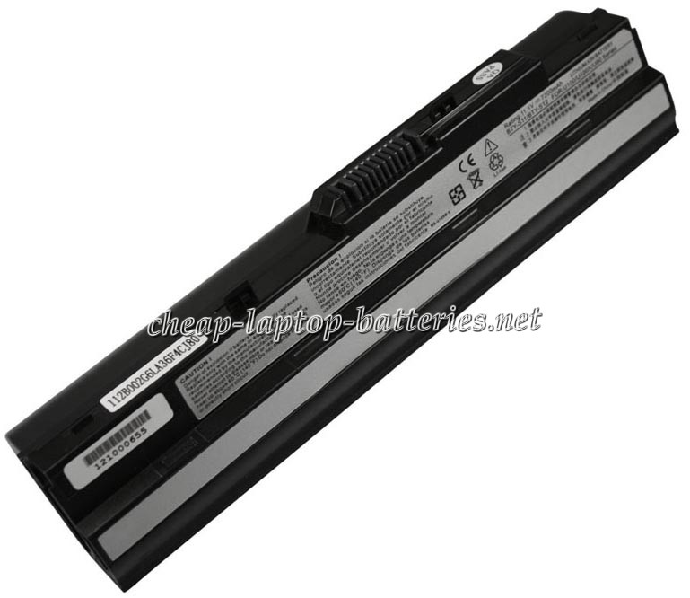 7200mAh Msi Wind u100-043us 10