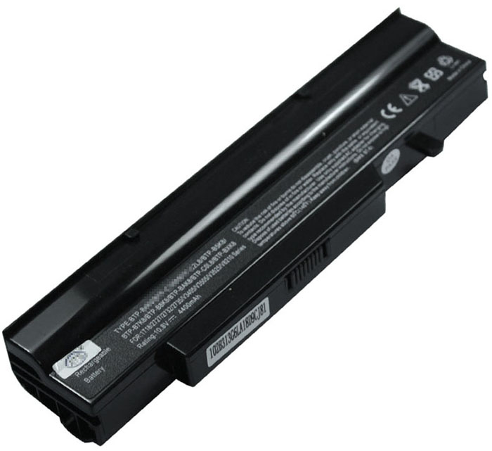 4400mAh Fujitsu Siemens Esprimo Mobile v5505 Laptop Battery