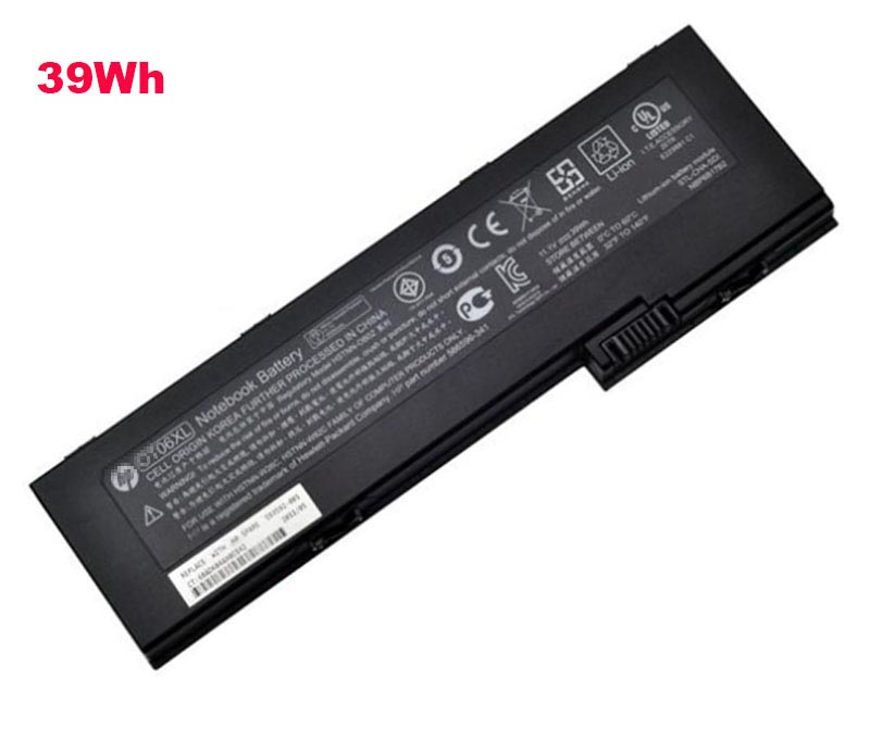 3600mah Hp Hstnn-ob45 Laptop Battery