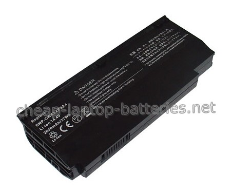 2200mAh Fujitsu Siemens Amilo Mini ui3520 Laptop Battery