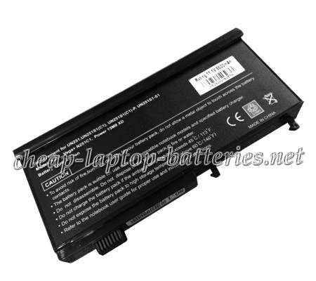 6600mAh Uniwill n251c5 Laptop Battery