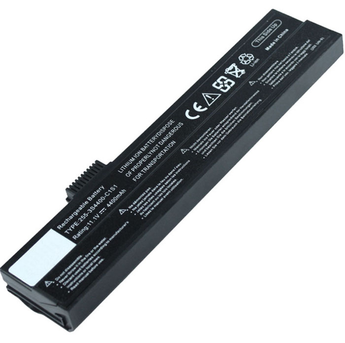 4400mAh Uniwill 23-ug5c1f-0a Laptop Battery