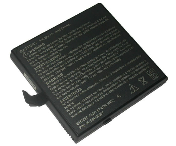 4400mAh Packard Bell 441684400002 Laptop Battery