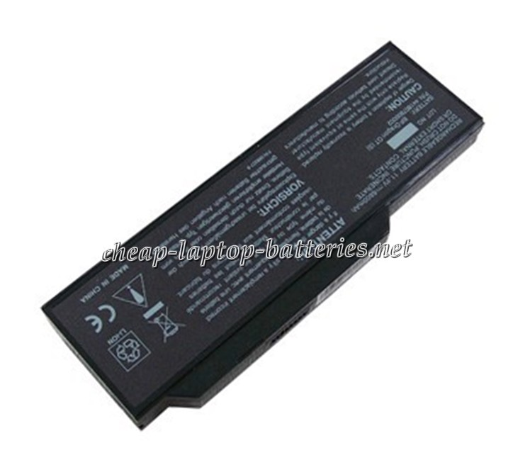 6600mAh Medion Akoya p7610 Laptop Battery