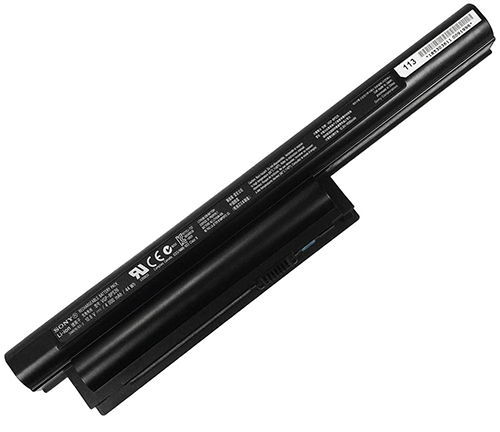 4000mAh Sony Vaio sve14112ehb Laptop Battery
