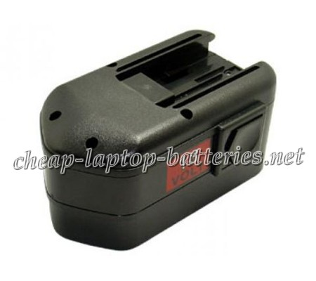 2000mAh Milwaukee 0901-24 Power Tools Battery
