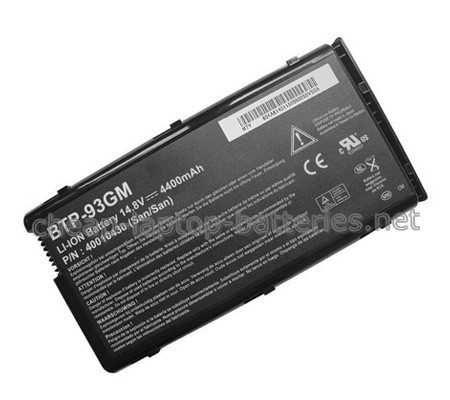 4400mAh Medion md95400 Laptop Battery