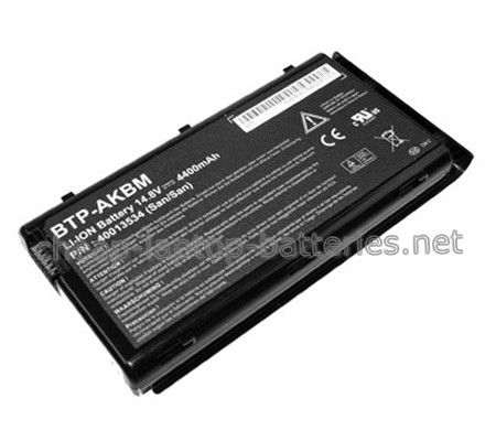 4400mAh Medion Btp-Aybm Laptop Battery