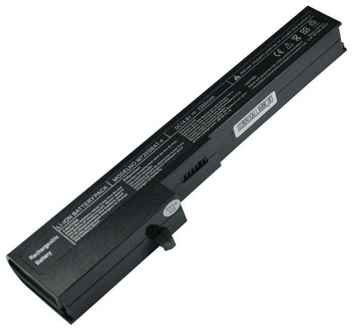 2400mAh Clevo m720bat-8 Laptop Battery