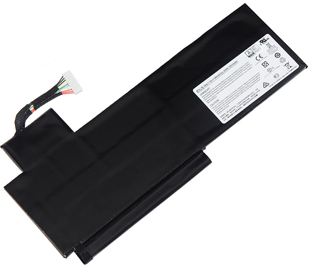 5400mAh/58.8WH Msi gs70 2qc-019xcn Laptop Battery