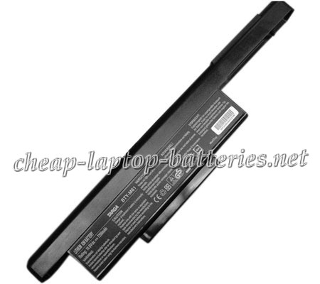 7200mAh Msi m673 Laptop Battery