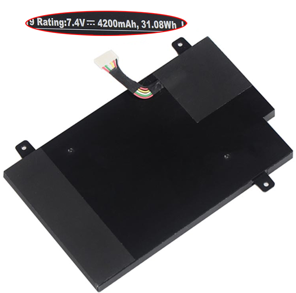 4200mAh/31.08WH Msi Windpad 110w-008us Laptop Battery
