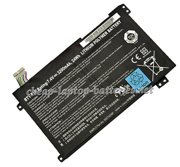 24Wh Msi 925ta030f Laptop Battery