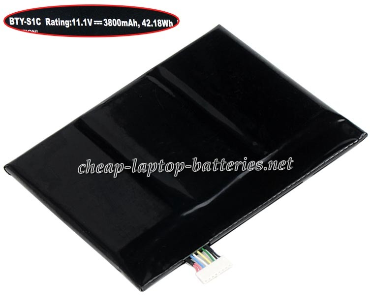 3800mAh/42.18WH Msi Bty-s1c Laptop Battery