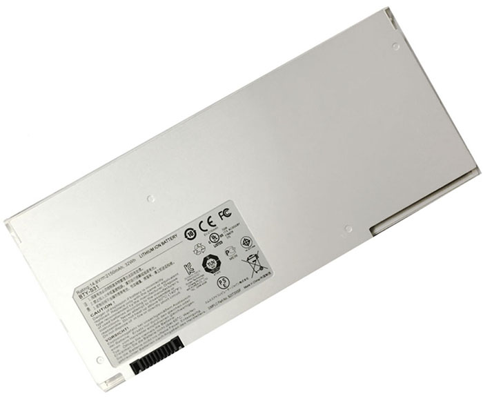 2150mAh Msi x340-200us Laptop Battery