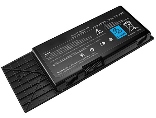 90Wh Dell btyvoy1 Laptop Battery