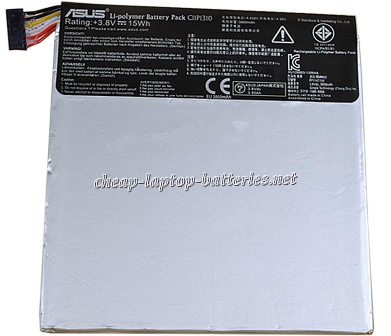 15Wh Asus c11p1310 Laptop Battery