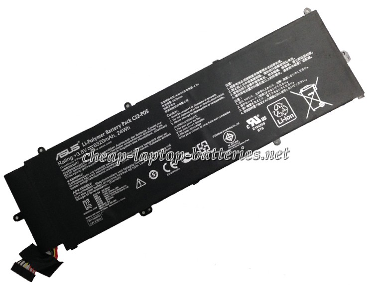 24Wh Asus c12-p05 Laptop Battery