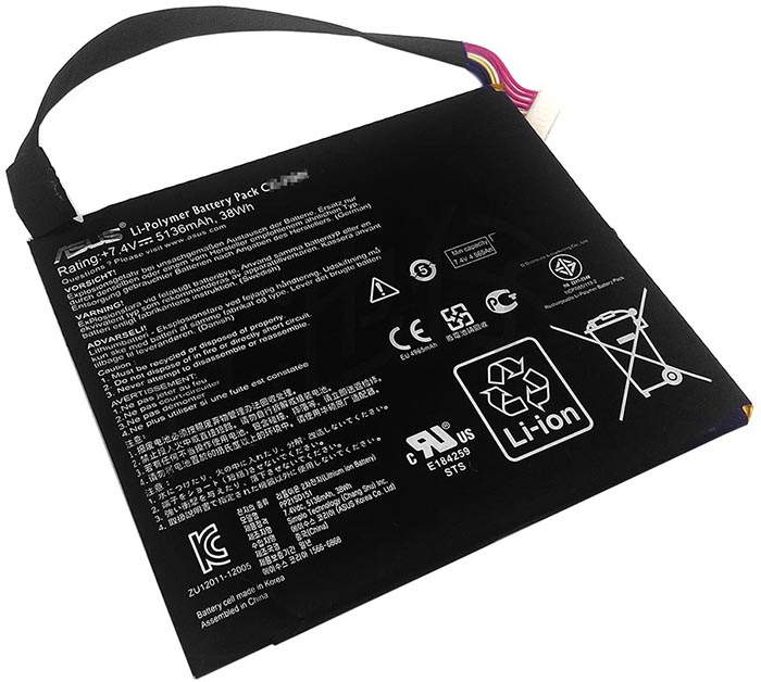 5136mAh Asus c21-p1801 Laptop Battery