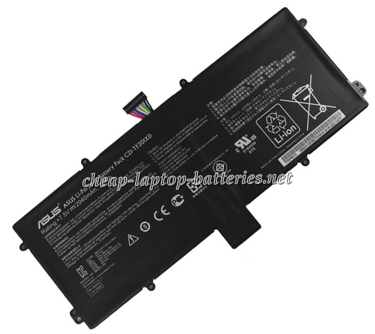 2260mAh Asus Eee Pad tf201xd Laptop Battery