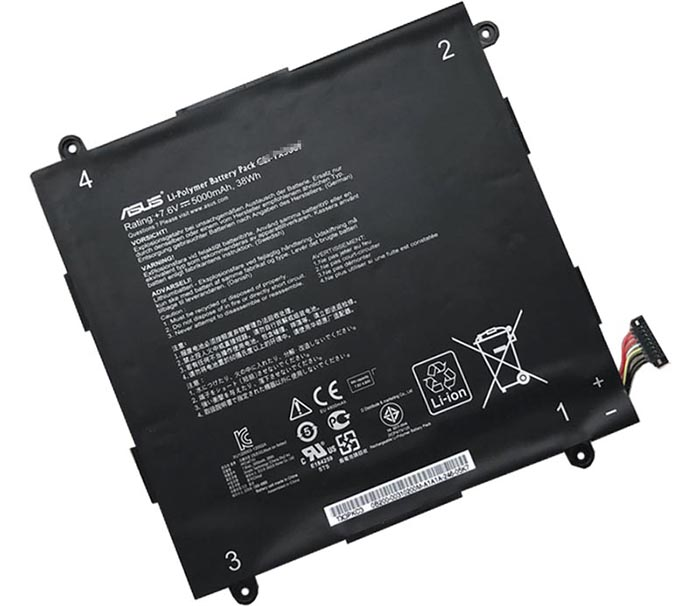 38Wh Asus Transformer Book tx300p Laptop Battery