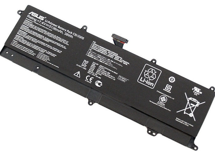 5136mAh Asus x201e Series Laptop Battery