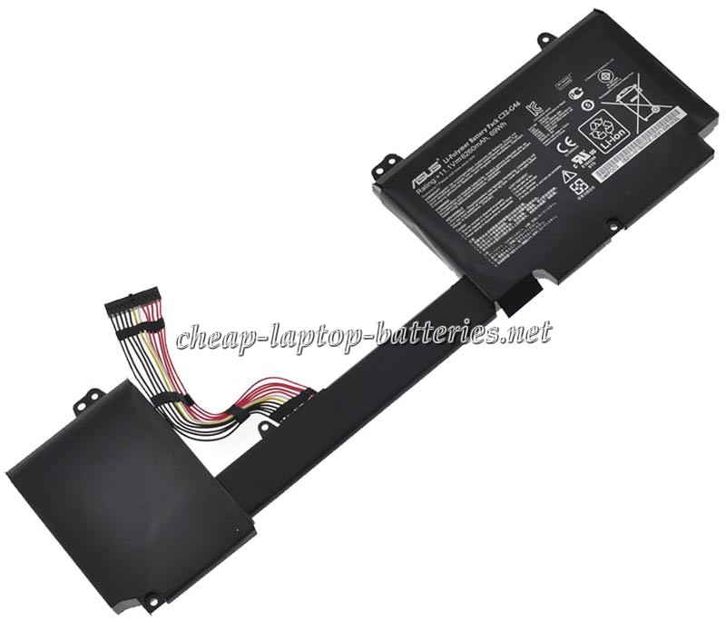 69Wh Asus Pro g46vw Laptop Battery