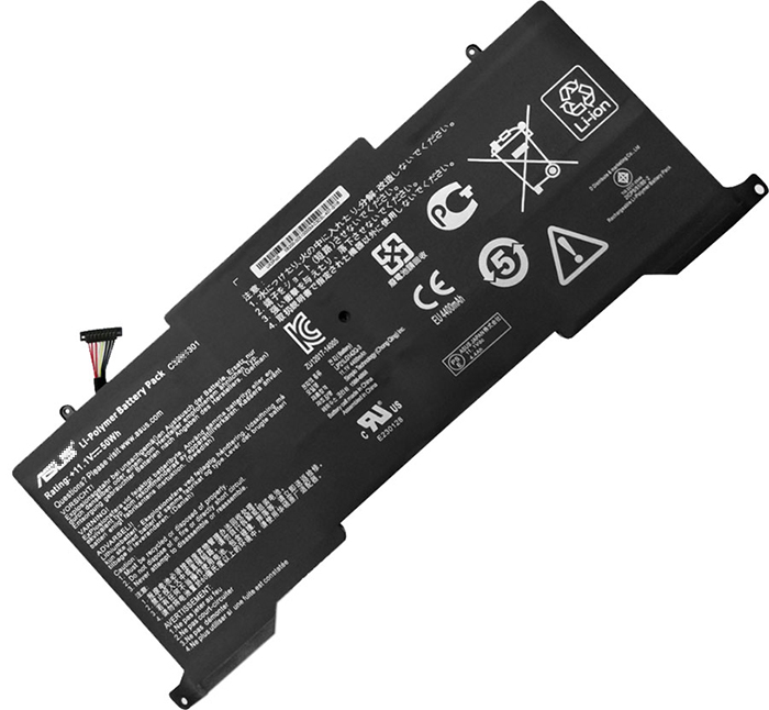 50Wh Asus Zenbook ux31la-us51t Laptop Battery