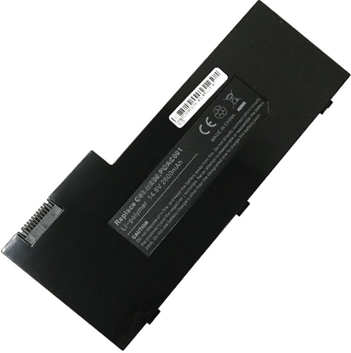 2800mAh Asus ux50v-xx002c Laptop Battery