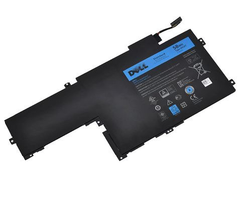 58WH Dell ins14hd-1808t Laptop Battery
