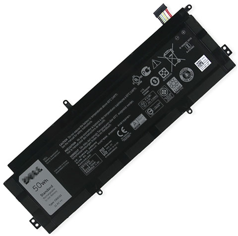 50Wh Dell Chromebook 11 Laptop Battery