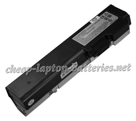 6600mAh Panasonic Toughbook Cf-74 Laptop Battery