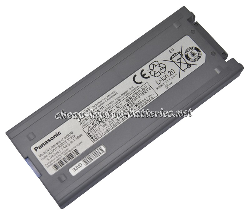 4400mAh Panasonic cfvzsu48 Laptop Battery