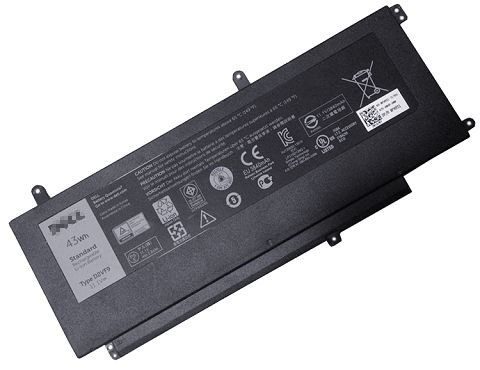 43Wh Dell ins15bd-1748s Laptop Battery