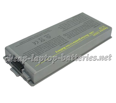 5200 mAh Dell y4367 Laptop Battery