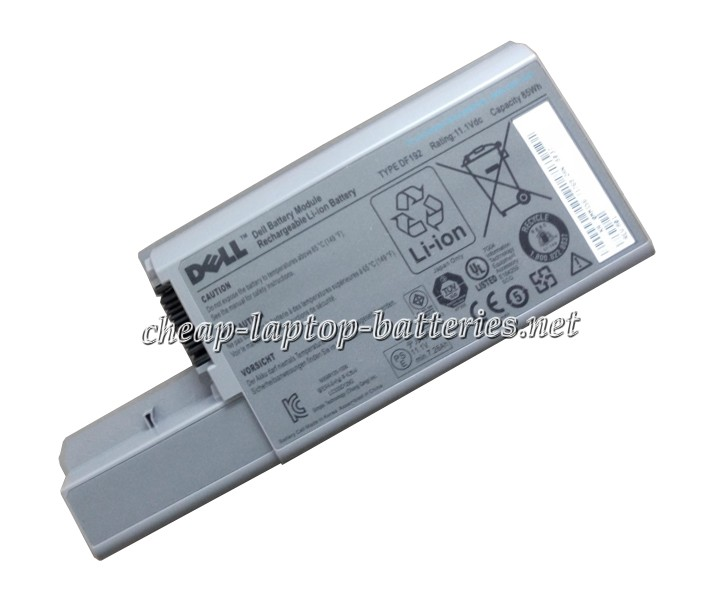 7800mAh Dell xd736 Laptop Battery