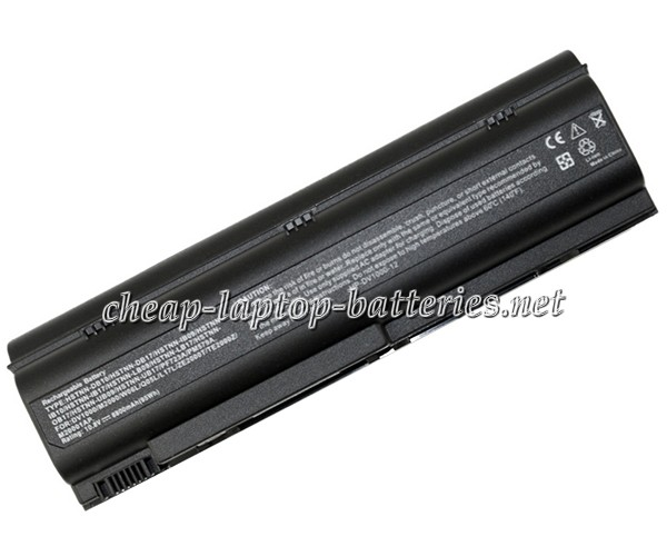 8800mAh Hp Pavilion dv1037ap Laptop Battery