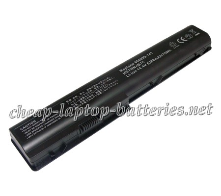 5200mah Hp Hstnn-o875 Laptop Battery