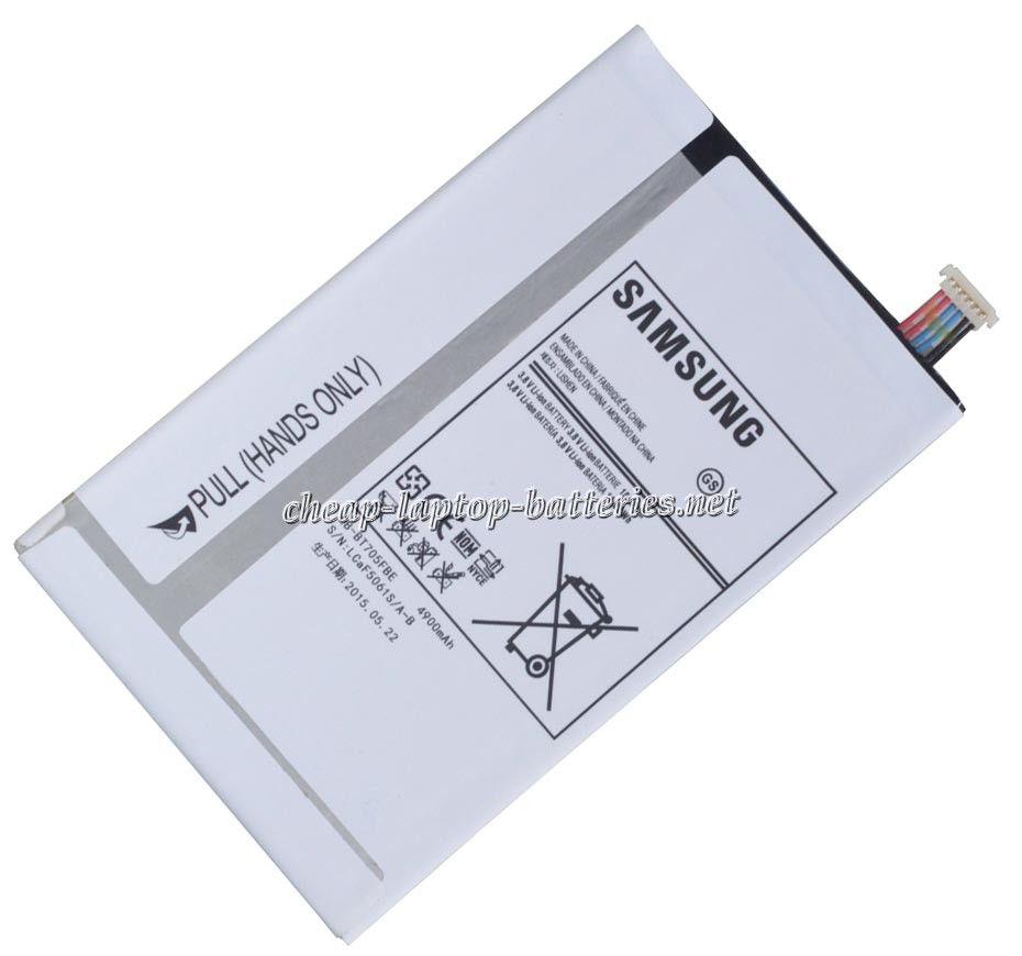 4900mAh Samsung Eb-bt705fbe Laptop Battery