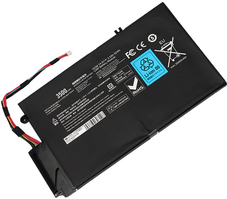 3400mAh Hp Envy 4-1040tu Laptop Battery