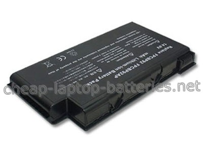 4400 mAh Fujitsu Lifebook n6010 Laptop Battery