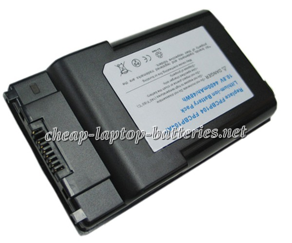 4400mAh Fujitsu Lifebook n6410 Laptop Battery