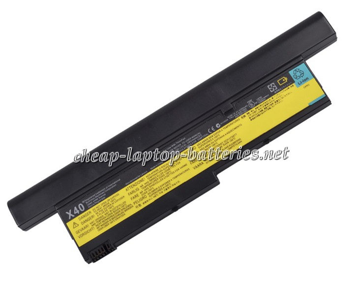 1900mAh Ibm Thinkpad x40 2371 Laptop Battery