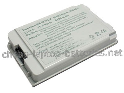 4400mAh Apple Ibook Notebook m8861ll/A Laptop Battery