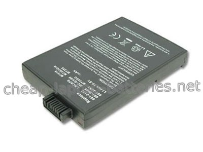 6600mAh Apple Powerbook g3 14.1-Inch m7110j/A Laptop Battery