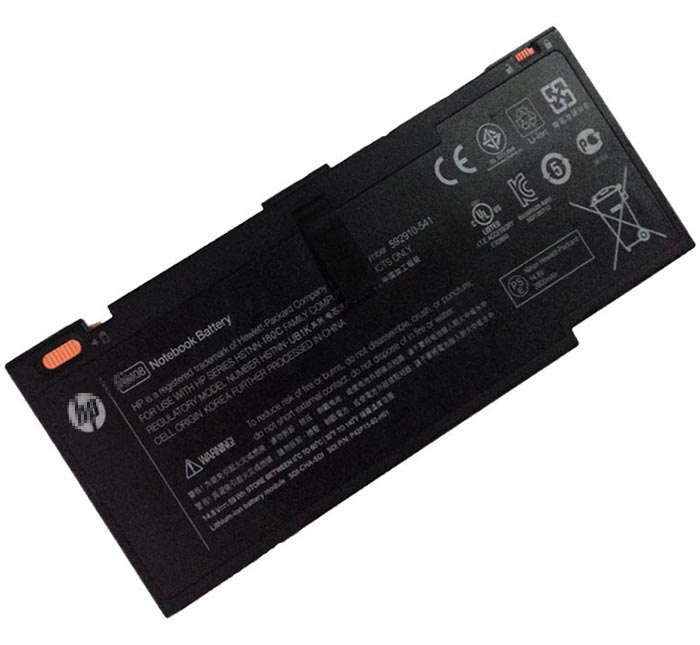 3800mAh Hp 592910-541 Laptop Battery